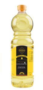 decano Sonnenblumenöl 1L Flasche